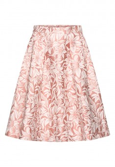 Skirt powdery pink