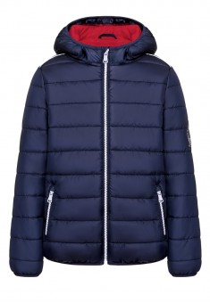 Boys Insulated Coat dark blue