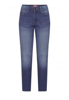 Узкие джинсы цвет синий