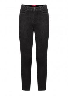 Узкие джинсы цвет черный