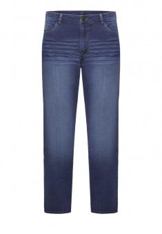 Брюки из джинсовой ткани для мужчины цвет синий
