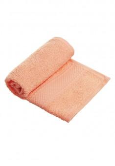Полотенце для рук персиковое