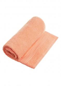 Полотенце банное персиковое