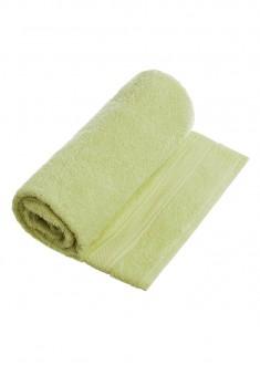 Полотенце банное зеленое