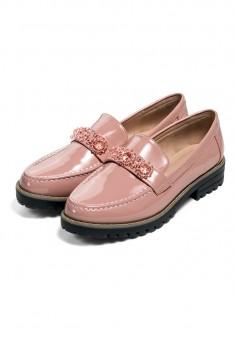 Туфли Vivat пудровые