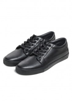 Mens Mix Sneakers black