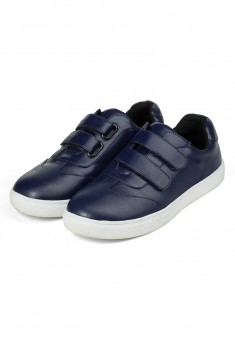 Norton Low Shoes for boy dark blue