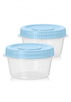Set of Containers 2 pcs 06 l