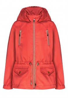 Girls Hooded Windbreaker