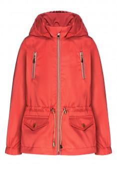 Куртка для девочки цвет коралловый