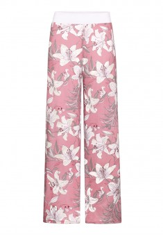 Lounge Pants printed pink