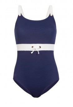 Swimsuit marine print