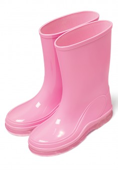 Girls Pinkie Wellington Boots pink