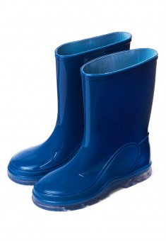 Boys Blues Wellington Boots blue