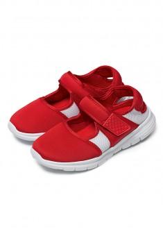 Спортивные туфли для девочек Umo красные