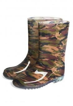 Резиновые сапоги для мальчиков Military