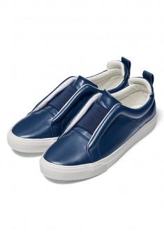 Кеды Yacht синие