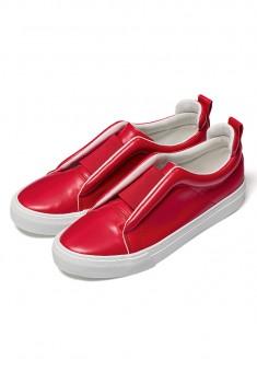 Кеды Yacht красные