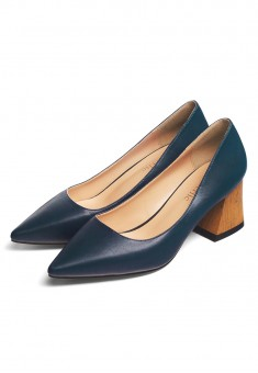 Riviera Pumps blue
