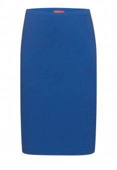 Skirt bright blue