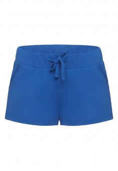 Shorts bright blue
