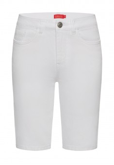 Denim Short white