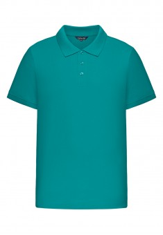 Mens Pique Polo Shirt turquoise