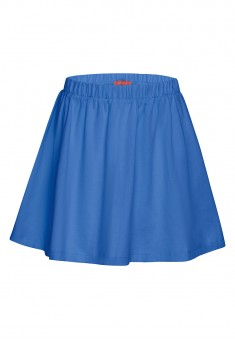 Girls Skirt bright blue