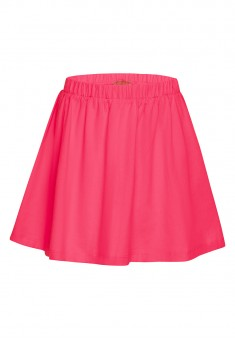 Girls Skirt red berry