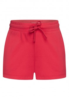 Girls Shorts red berry