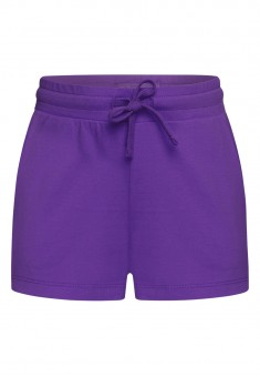 Girls Shorts purple
