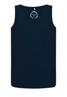 Boys Tank Top dark blue