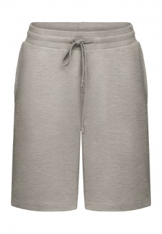 Boys Shorts light grey melange