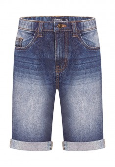 Джинсовые шорты для мальчика цвет синий