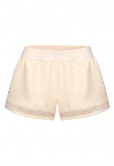 Training Shorts beige