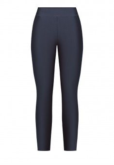 Training Leggings printed blue