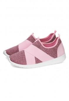 Start Sneakers pink