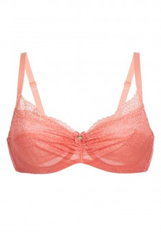 Dantel Underwired Bra pink
