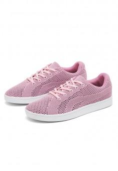 Light Sneakers pink