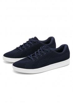 Light Sneakers dark blue