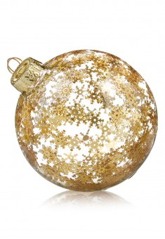 Small Christmas Ball transparent
