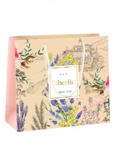 Fleurs de Provence Gift Bag size L