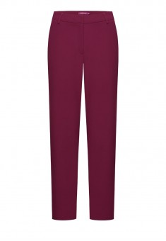Trousers plum