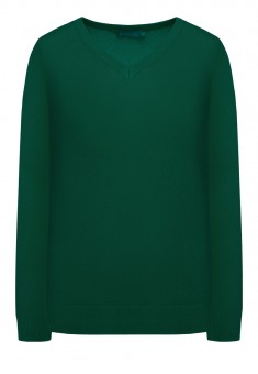 Knit Jumper dark green