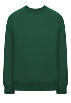 Sweatshirt dark green