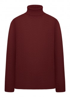 Knit Jumper burgundy