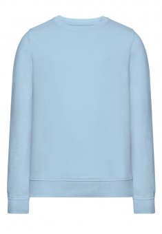 Girls Sweatshirt light blue