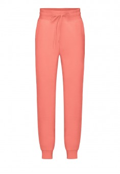 Girls Jersey Trousers peach pink