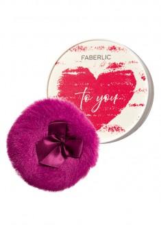 One Love FaceBody Shimmering Loose Powder