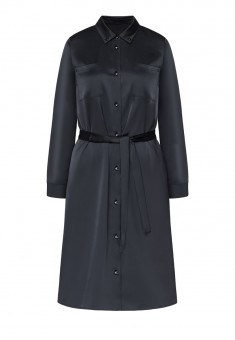 Shirt Dress dark blue